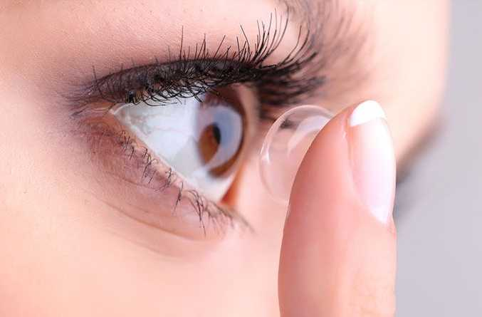 Contact lens basics: Types of contact lenses and more.